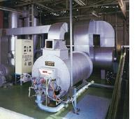 高速流動乾燥装置 TOMプラント