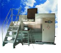水蒸気炭化装置 SC−500