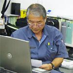 業務用ゴミ処理装置 株式会社オークス 田島